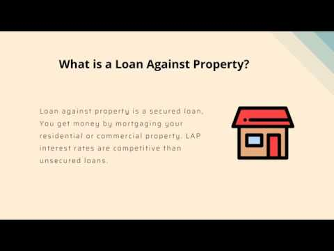 What Documents Required for Loan Against Property in India?