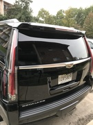 MILTON'S BLACK BEAUTY CADILLAC ESCALADE 2018