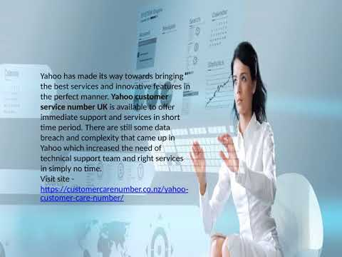 Yahoo customer service number 0800-031-4244