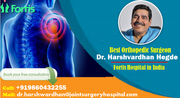 Dr. Harshvardhan Hegde Will Get You Back to Motion With Shoulder Arthroscopy in India