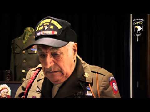 WW II Veteran Stories - Vince Speranza