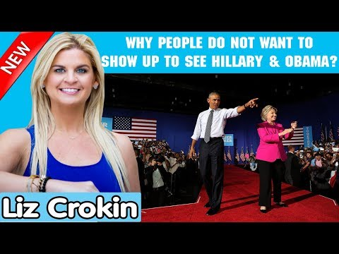 Liz Crokin 12/27/2018 — WHY PEOPLE DO NOT WANT TO SHOW UP TO SEE HILLARY AND OBAMA?