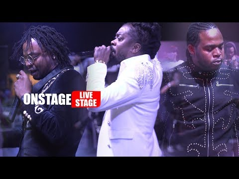 No Beef! Rygin King, Teejay, Beenie Man & More  Share The Same Stage @ GT Taylor Extravaganza 2018