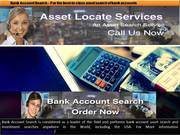 The most professional asset search services