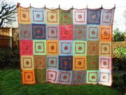 Clear the Decks Granny Blanket - December 2019