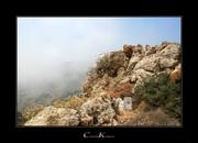 Cloudy Mountain Walk