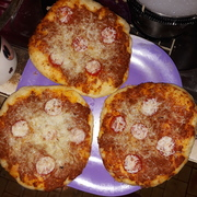 My mini pizza