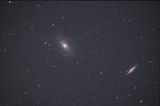 M81,82 GALAXY