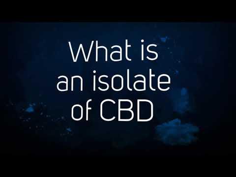 CBD Isolate UK