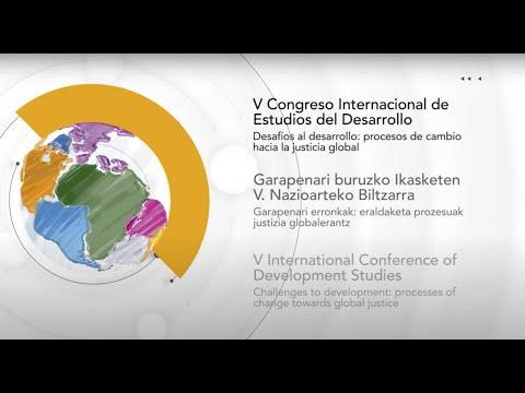 V Congreso Internacional de Estudios del Desarrollo