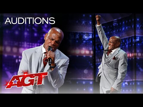 Wrongly Incarcerated Singer Archie Williams Delivers Unforgettable Song - America's Got Talent 2020