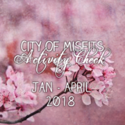 Activity Check; Jan-April