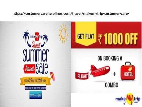 MakeMyTrip Customer Care