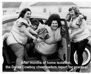 NFL won't need cheerleaders anymore.
