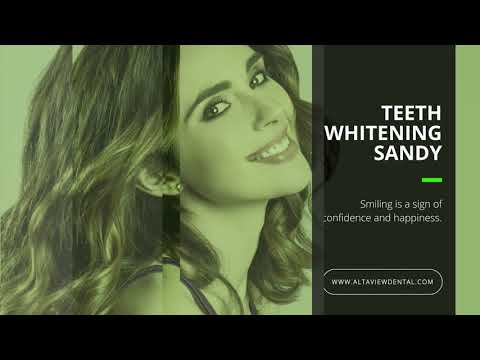 Alta View Dental: Teeth Whitening Services in Sandy
