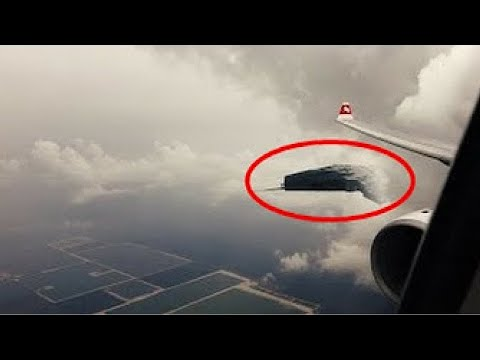 TOP 10 UFO Sightings From Planes