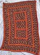 A blanket 'for my sister'