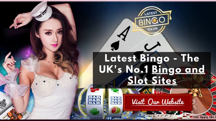 Latest Bingo - The UK's Best Bingo and Slot Sites