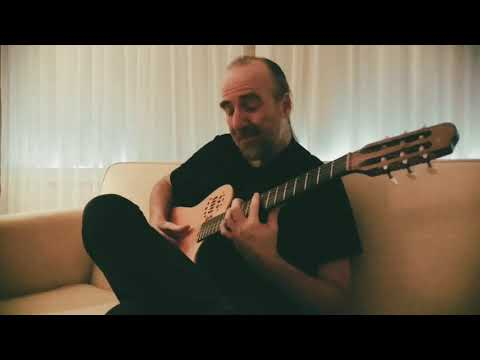I Just Wanna Stop (Gino Vannelli) - excerpt - [Fingerstyle Guitar Covers]