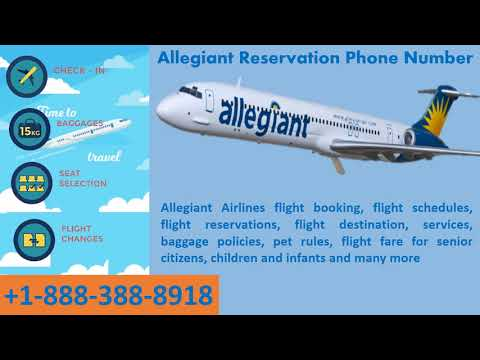 Get Airlines help Dial Allegiant Airlines Phone Number