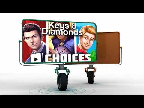 Enjoy Choices Stories You Play Game By Obtaining Diamonds And Keys