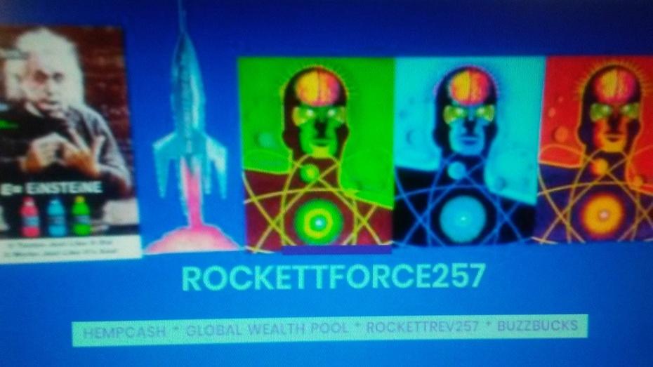 ROCKETTFORCE257 WITH ROCKETT*J*VENTURES257 PHOTO