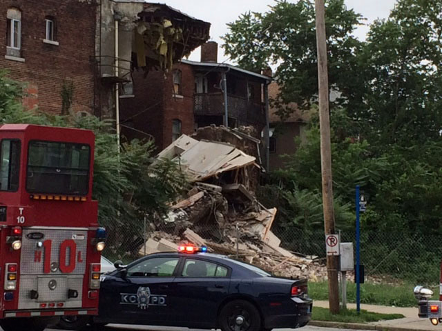 Collapsing Buildings and Roadways – Earth Changes and the
