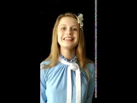 Видео визитка Настя 28 05 20