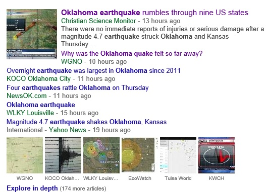 EARTHQUAKES Worldwide! (Frequently Updated) – Earth Changes