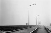 Περπατώντας μια μέρα με ομίχλη (Αναλογική)