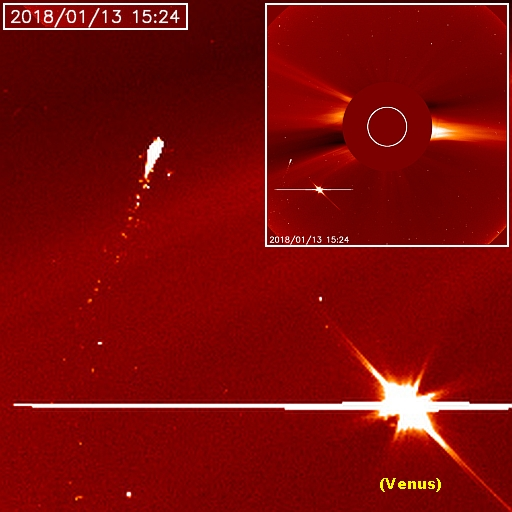 Please place your SOHO , STEREO and Magnetosphere images