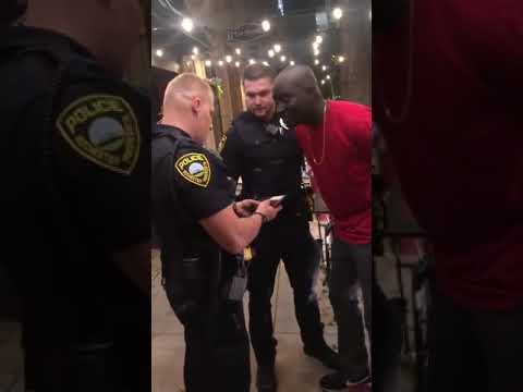 Police Racially Profile and Handcuff Black Man, Learns He Is An FBI Agent