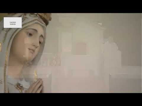 TERÇO a Nossa Senhora de Fátima desde a Capelinha das Aparições 01.06.2020 pm