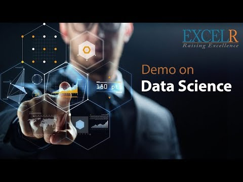 Data Science Demo For Beginners | Introduction to Data Science - ExcelR