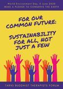 Tariki World Environment Day Poster 2020