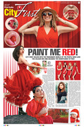 PAINT ME RED