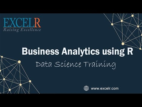 """""""Business Analytics"""" Introduction to Business Analytics using R 