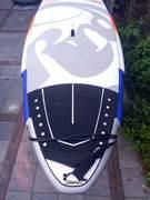 RRD 8'5 130 liter tail
