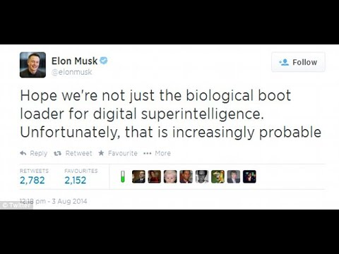 Elon Musk, Digital Super Intelligence, Targeted Individuals, and The Technological Singularity