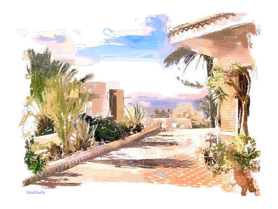 Terrace Spain 2020 06