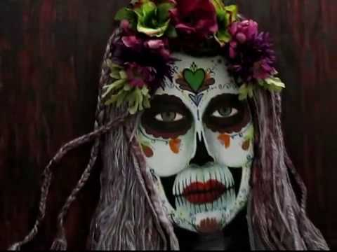 Samhain Parade Catrina by EileenAart