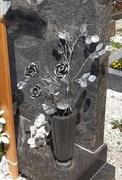Friedhof Edelstahl