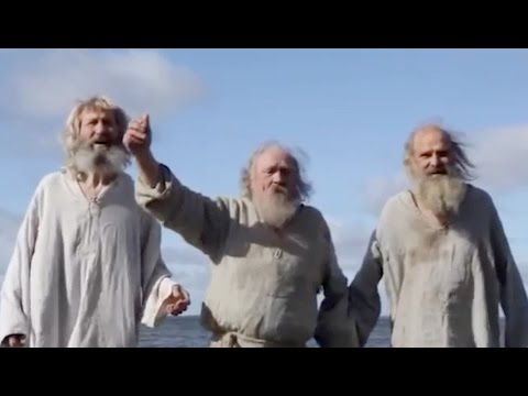 Трое Вас и трое нас, Господи, помилуй нас!