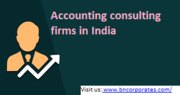 Accounting consulting firms in India