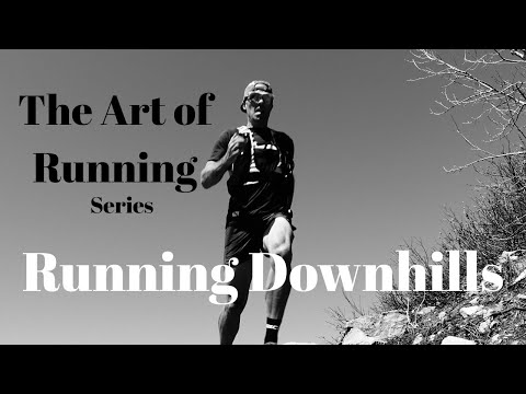 THE ART OF RUNNING: Downhills (Salomon S Lab Sense 8 SG)