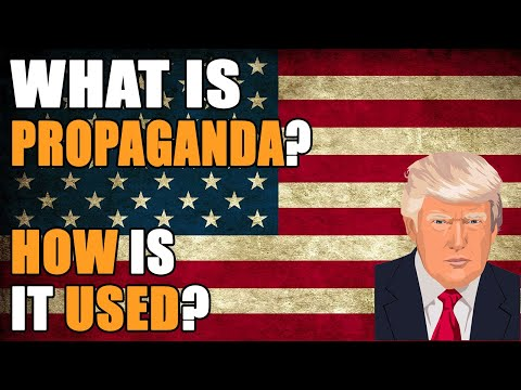 What Is Propaganda, And How Do You Stop It?