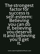 The Strongest Factor For Success