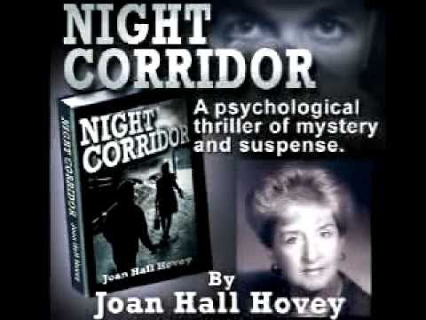 Night Corridor by Joan Hall Hovey (Book Trailer)