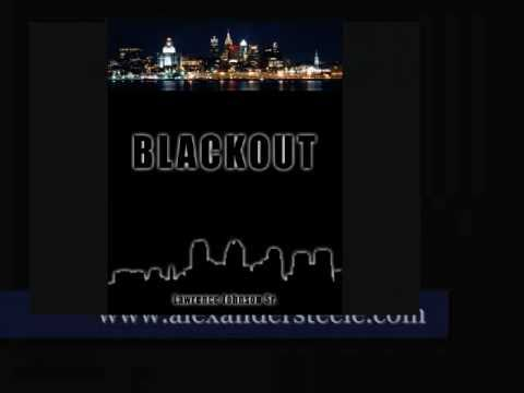 Blackout an Alexander Steele Mystery Book Trailer