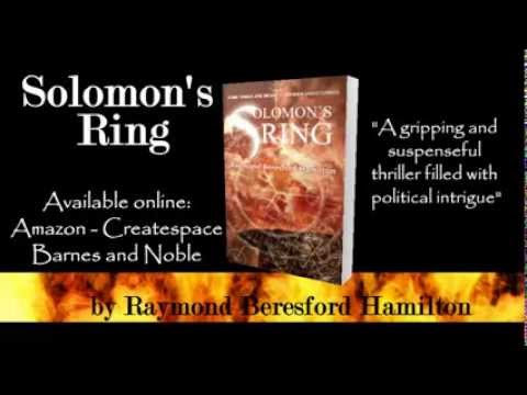 Book Video Trailer:  Solomon's  by Raymond Beresford Hamilton